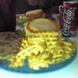 ザ ビッグ ウィナー のハンバーガー