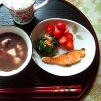 伯母の食事