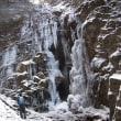 裏六甲・七曲滝の氷爆は素晴らしかったです