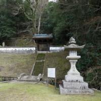 大分県玖珠町  「 清水御門 」