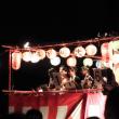 貴重な、自治会主催の「納涼盆踊り大会」を楽しまさせて戴きました。