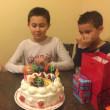櫂、11歳のお誕生日おめでとう!