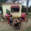 野外販売・街角風景☆キューバ