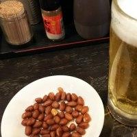習志野 大久保 まんぷく食堂 ビール なう