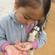ムスメさん;6歳0か月