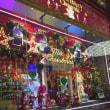 梅田の阪急百貨店がクリスマス仕様です