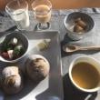 軽めの朝食