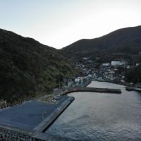 沖ノ島最終日