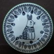うさぎの陶器