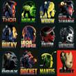 「アベンジャーズ:インフィニティ・ウォー」Avengers: Infinity War (2018 ディズニー)