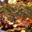 牛丼&お好み焼き