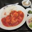 「張広東飯店 桜園」、青葉区一番町の中華屋で牛肉飯、海老のチリソース煮、五目そば