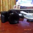 カメラを購入した・・・・・