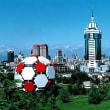 平和な街の風景を中国の東北地方の写真でみる