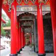 台湾ツアー 極彩色・台湾最大の廟 文武廟 6
