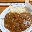 「柿カレー」730kcal