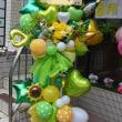 春日部市にお届けの開店祝いのスタンド花