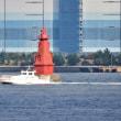 2017・11・18 おばさんぽ 横浜北水堤灯台(赤灯台)&横浜東水堤灯台(白灯台)