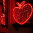 """""""Apple Heart"""" な「洋館イルミネーション」は鏡の世界もまた良し"""