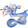 妖怪三国山の大蛇