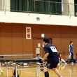函南町スポーツ祭卓球大会に参加