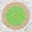 核被害シミュレーションサイト。もし北朝鮮が。。。