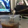 生姜+黒酢+蜂蜜
