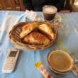 朝食はクロワッサンの美味しいベーカリーカフェNANAで