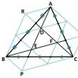 合同な図形で分割して面積を求める問題