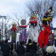 冬祭り-本番⑧ 横手梵天コンクール