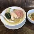 麺屋風月-鯛のアラ出汁ラーメン+鯛茶漬け