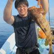 7/17(火):少人数での出航でした^^マイカ小ぶり多くも良くヒットしました。日中はマダイがヒットヽ(*^^*)ノ