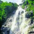岡山県の滝  神庭の滝