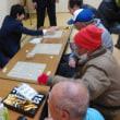 日本将棋連盟南高支部指し初め式 佐々木大地四段指導対局の写真