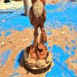 【彫刻】東栄大会で彫ったもの