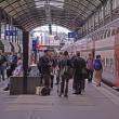 ルツェルン駅の光景 5