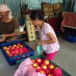 台北ではほとんど出回らないフルーツ『黄金果』