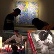 gastankのBAKIさんとのコラボ「龍と歌の力」8/16京都ちいさいおうちギャラリー
