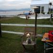 湖畔のCafe