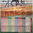 新聞広告 有馬記念2の解