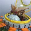 ドラゴンボールZ Figure-rise Mechanics フィギュアライズ トランクスのタイムマシン  苔Ver.作成しました!!