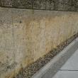 擁壁の補修、塗装工事
