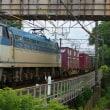 2018年6月17日 東海道貨物線 東戸塚 EF66-126 5052レ