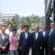 都市建設常任委員会で高知市にて行政視察。