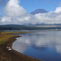富士山~青木ヶ原樹海と山中湖
