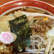 ラーメン藤田で野菜ワンタン
