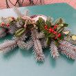 北イタリアのクリスマスデコレーション