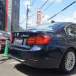 2013年 BMW320iラグジュアリー登場です。