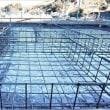 Youの自由な家プロジェクト!『 御宿町浜 Nさんの家 』⌂Made in 外房の家。の基礎工事は、耐圧盤のコンクリート打設工事無事完了!しました。