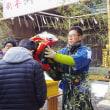 函館八幡宮の騎馬参拝